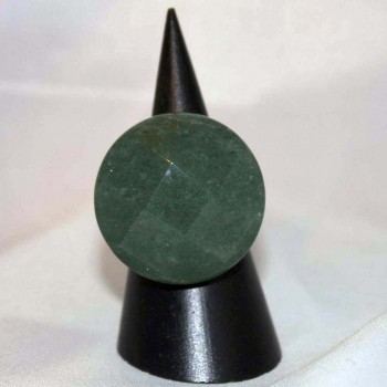 Ring Achat, Achatring, Steinring, Größe 57,5