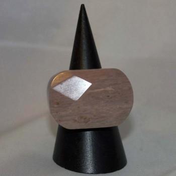 Ring Achat, Achatring, Steinring, Größe 61
